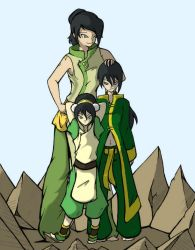 Toph - Growing up by blahhOC
