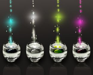 Glass   Liquid by kitto360