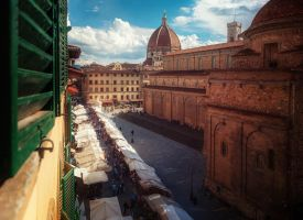 Sunny in Florence by INVIV0