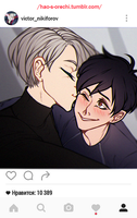 Victuuri by Hao-S