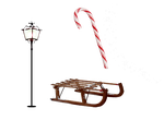 Christmas Stock Pack PNG by KarahRobinson-Art
