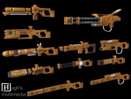 tau small arms by hughtheindestructibl
