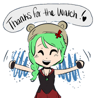 Thanks for the watch! Doodle by ForgottenWinds