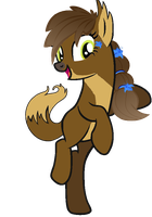 Bellezza Premire - Without her bow. by Owl-Parchment