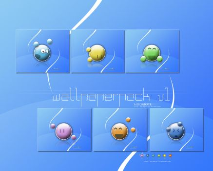 WallpaperPack.v1 by miksmote