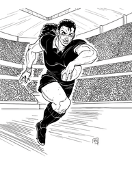 Rugby! by figlesiase