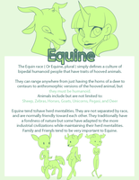 Equine Reference by Juvialle