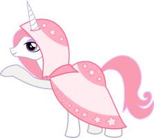 Pink Champagne (In Evening Cloak) by PerfectBlue97