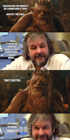 The Hobbit  - The PJ strikes back... by yourparodies