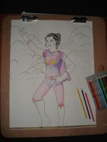 Supersister WIP by Timetower