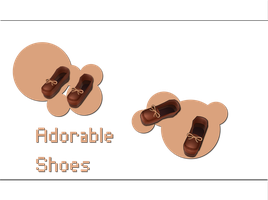 Adorable Shoes DOWNLOAD by xkyarii
