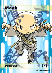 Monk token by no-wing