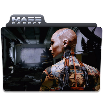 Mass Effect Folder 3 by Lezya
