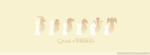 Game Of Thrones FacebookCover by primeiro157