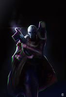 Jhin by winsterpin