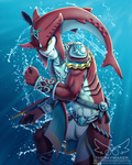 Prince Sidon (3 23 2017) by theskywaker
