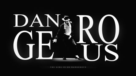 MJ - Dangerous 1080p by JoseMiguelK
