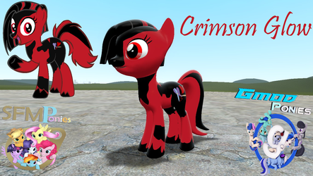 [SFM/GMod] Crimson Glow by SuperstarEdge96