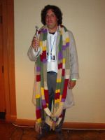 4th Doctor by FenigDurak