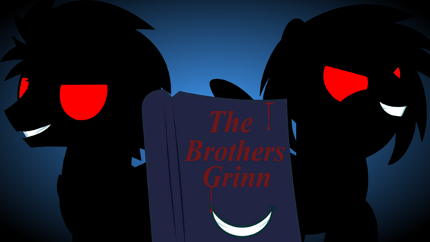 The Brothers Grinn by BlueRav3Pony