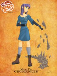 My Little Mages: Maud Pie by Didj