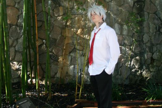 Kiryuu Zero Cosplay by jberm45