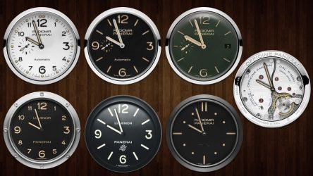 Panerai Watch for xwidget by Jimking