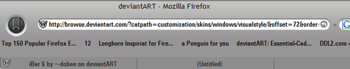 More-style-firefox by IanWoods