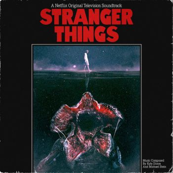 Stranger Things OST Custom Cover (Jaws) by anakin022