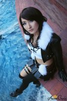 Squall Cosplay FF8  Fem-Squall Leonhart by AurumCosplay