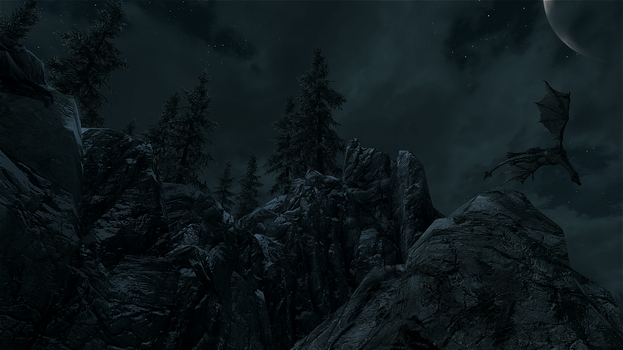 Skyrim Screenshots. by willy-wilson