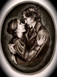 Jane and Mr. Rochester by Muirin007
