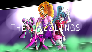 The Dazzlings by ImSkull