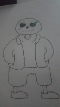 Sans by howl99