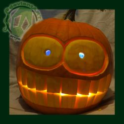 Pumpkin 11 - 2015 by artjte