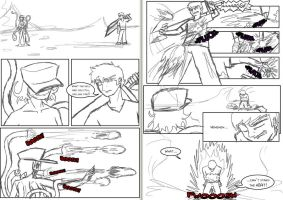D.Chat - S.Switch Vs Kaito WIP by Mr-Page