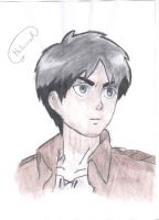 Eren by MatusaaK