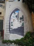 mural illusion by amitm123