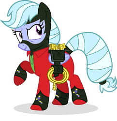 AU Sugar Coat as Mistress Mare-Velous by SunsetShimmer333
