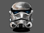 Stormtrooper-quick doodle by coolhaloboy360