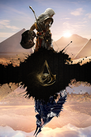 Assassin's Creed Origins Poster by Raidriar93