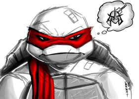 Thinking of You by Ninja-Turtles