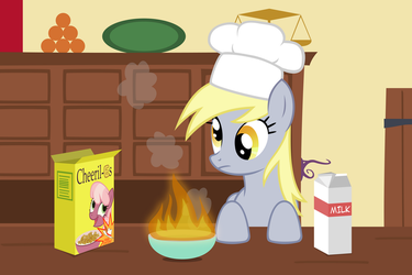 Just Stick with Muffins by OhItIsOn