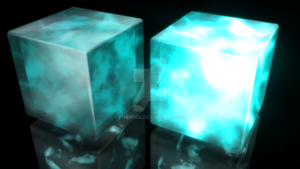 [MMD] Cosmic Cubes Re-Release by Phamser