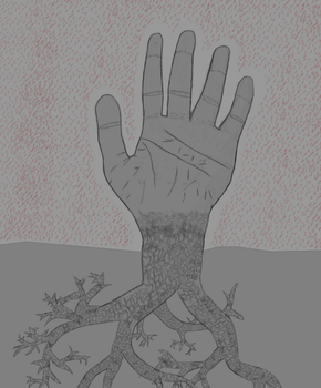 FinalTreeHanddotJPG by The1000Suns