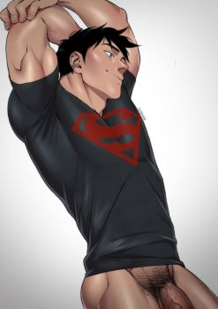 Superboy by Suyohara