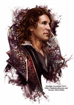 Eighth Doctor -NM by Saimain