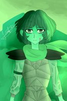Random Drawing: N G C by LoskaNumbNutsG4
