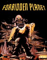 FORBIDDEN PLANET by GORMANDRA