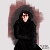 Star Wars: Kylo Ren by M-ariazell